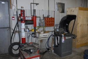 Tire Service Center