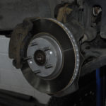 Brakes need attention