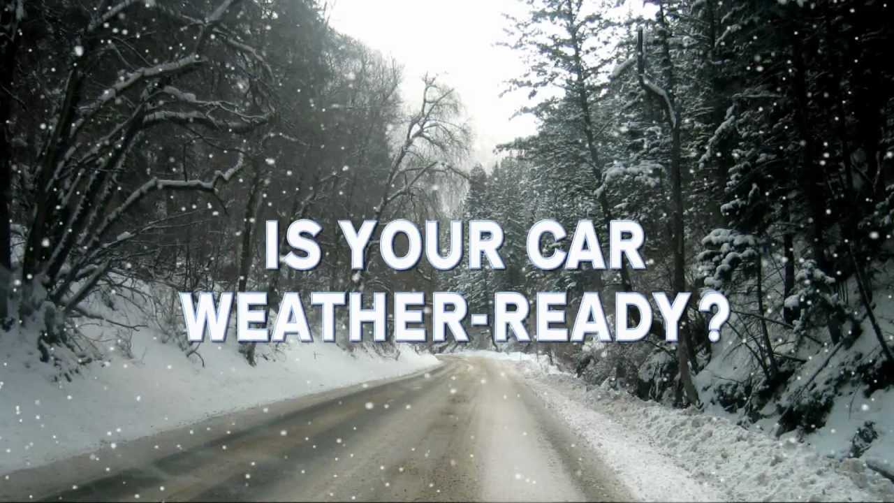 Is your car winter ready? (Hebb's Automotive)